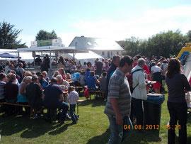 Feuerwehrfest in Wittdün
