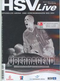 31.10.2009 Nr.6 HSV-Mönchengladbach