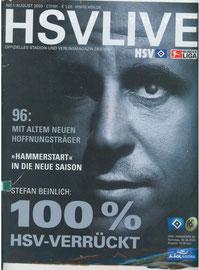 02.08.2003 Nr.1 HSV-Hannover