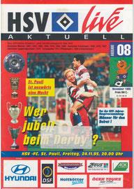 24.11.1995 Nr.8 HSV-FC St.Pauli