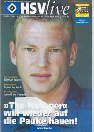 18.08.2001 Nr.2 HSV-1.FC Kaiserslautern