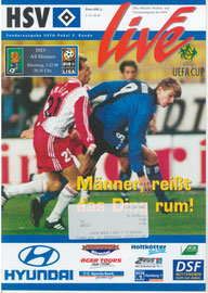 03.12.1996 UEFA-Pokal 3.Runde HSV-AS Monaco