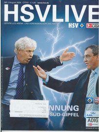 07.08.2004 Nr.1 HSV-Bayern