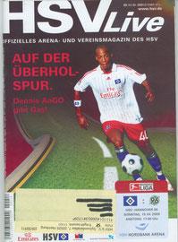 19.04.2009 Nr.14 HSV-Hannover