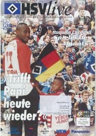 21.11.1999 Nr.6 HSV-Arminia Bielefeld