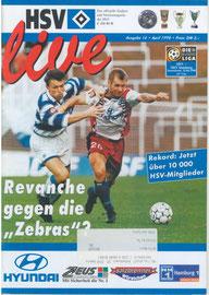 25.04.1998 Nr.16 HSV-MSV Duisburg