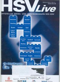 """HSV-Live-Spezial""""Ein Verein"""""""