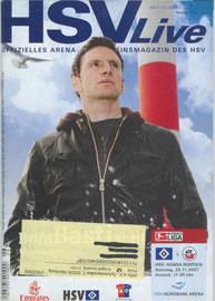 25.11.2007 Nr.7 HSV-Rostock