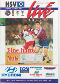 29.03.1996 Nr.13 HSV-KFC Uerdingen
