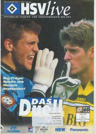 16.10.1999 Nr.4 HSV-SC Freiburg