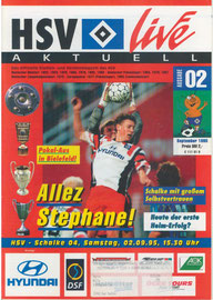 02.09.1995 Nr.2 HSV-Schalke