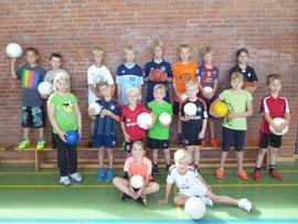 Ballspielhits für Kids