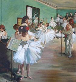 Les danseuses de Degas (copie)