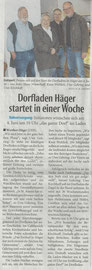 Haller Kreisblatt vom 28. Mai 2016 (www.haller-kreisblatt.de)