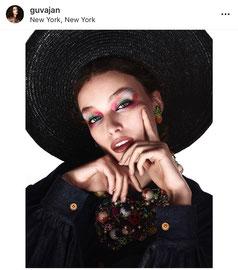 NICOLE HAYDUGA KETTE FASHION IN NYC