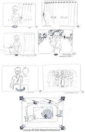 Storyboard 3 - Copyright© 2012 Natascha Stevenson