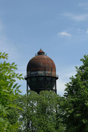 Alter Wasserturm, Dortmund-Lanstrop