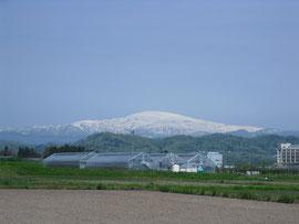 月山(山形県) Mt. Gassan, Yamagata Pref.