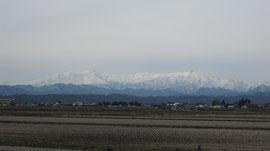 飯豊連峰(福島県) Iide Mountain Peaks, Fukushima Pref.
