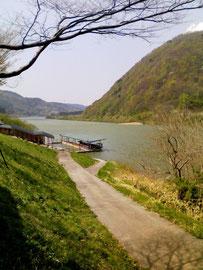 最上川(山形県) Mogami River, Yamagata Pref.