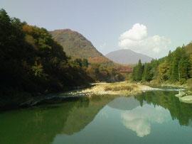 塔のへつり(福島県) Toh no Hetsuri, Fukushima Pref.