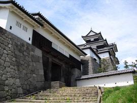 小峰城(福島県) Castle Komine, Fukushima Pref.