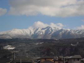 熊野岳、蔵王連峰(山形県) Mt. Kumano, Zao Peaks, Yamagata Pref.