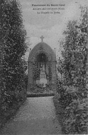 Le pensionnat - La chapelle