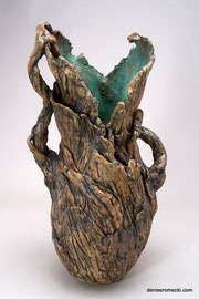 Nature Vessel With 2 Branches