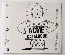 Acme Robots catalog 1986