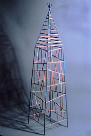 Building, 1981, Height 42""