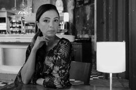Arzu Bazman, Schauspielerin, Foto: Sebastian Kiss