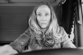 Anja Karmans, Schauspielerin, Foto: Sebastian Kiss