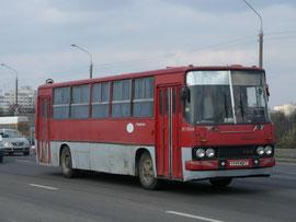 Переделка в грузопассажирскую версию силами АП-1, Минск. 16.04.2009