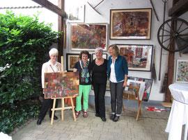 Monika Mästele-Kerrouche, Margret Döring, Christine Wissenbach