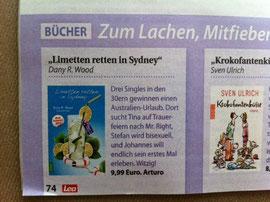 Buch-Tipp vom 10.07.2013