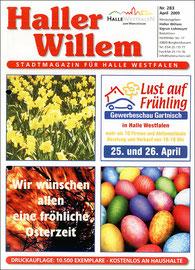 Haller Willem 283 April 2009
