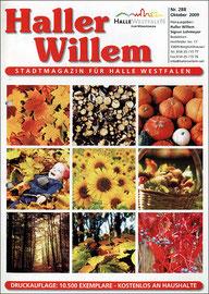 Haller Willem 288 Oktober 2009