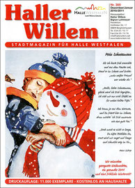 Haller Willem 300 Dez. 2010 - Jan. 2011