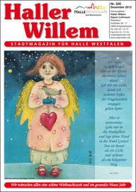 Haller Willem 320 Dezember 2012 / Januar 2013