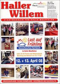 Haller Willem 273 April 2008