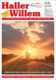 Haller Willem 393 April 2020