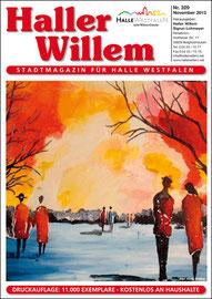 Haller Willem 329 November 2013
