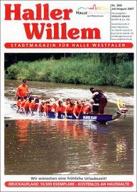 Haller Willem 266 Juli - August 2007