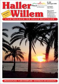 Haller Willem 396 Juli August 2020