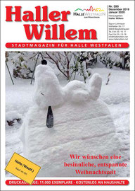 Haller Willem 390 Dez 2019 - Jan 2020