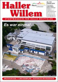 Haller Willem 318 Oktober 2012
