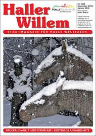 Haller Willem 380 Dezember 2018
