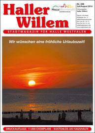 Haller Willem 336 Juli / August 2014