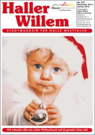 Haller Willem 310 Dezember 2011 / Januar 2012